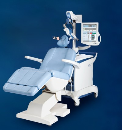 NeuroStar TMS治療装置